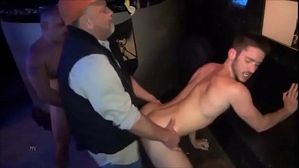Gay Group Breeding Orgy Part 2